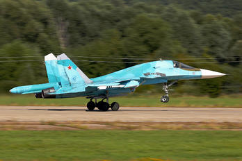 47 - Russia - Air Force Sukhoi Su-34