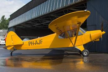 PH-AJF - Private Piper PA-18 Super Cub