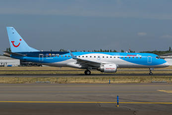 OO-JEB - Jetairfly (TUI Airlines Belgium) Embraer ERJ-190 (190-100)
