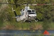 D-HAFO - Helibravo Bell 412HP aircraft