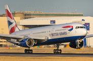 G-BZHC - British Airways Boeing 767-300ER aircraft