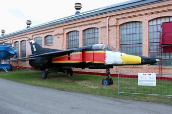 9825 - Czech - Air Force Mikoyan-Gurevich MiG-23BN