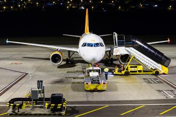 G-EZBN - easyJet Airbus A319