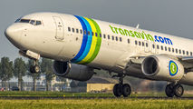 PH-HSG - Transavia Boeing 737-800 aircraft