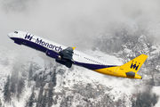 G-OJEG - Monarch Airlines Airbus A321 aircraft