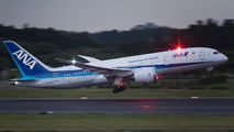 JA835A - ANA - All Nippon Airways Boeing 787-8 Dreamliner aircraft