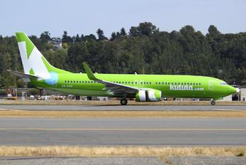 ZS-ZWE - Kulula.com Boeing 737-800