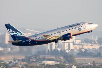 VP-BRG - Nordavia Boeing 737-500