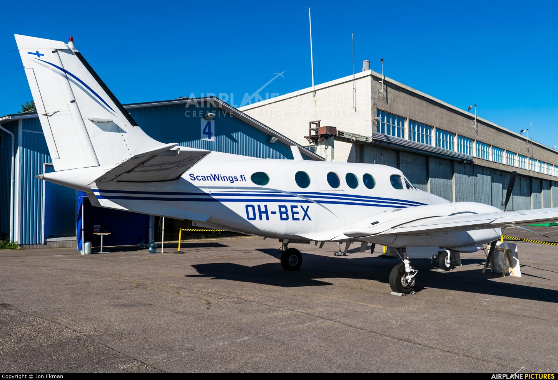 ScanWings OH-BEX aircraft at Helsinki - Malmi