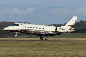 N614GA - Private Gulfstream Aerospace G200