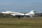 M-YULI - Private Bombardier BD-700 Global Express XRS  aircraft