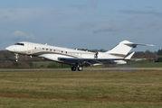 M-YULI - Private Bombardier BD-700 Global Express XRS  aircraft