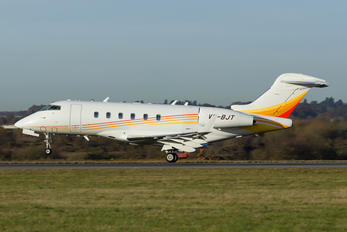 VP-BJT - Private Bombardier BD-100 Challenger 300 series