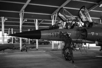 118-SC - France - Air Force Dassault Mirage F1B