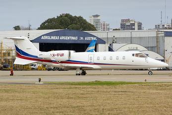 LV-FUF - Baires Fly Learjet 60