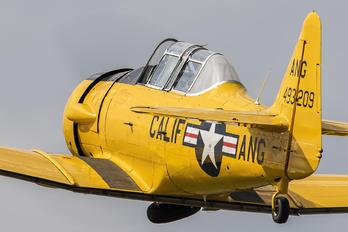 G-DDMV - Private North American Harvard/Texan (AT-6, 16, SNJ series)