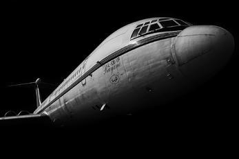 5A-DKT - Jet Line International Ilyushin Il-62 (all models)