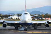 G-BYGE - British Airways Boeing 747-400 aircraft