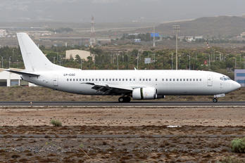 LY-CGC - Grand Cru Airlines Boeing 737-400