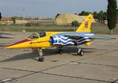 115 - Greece - Hellenic Air Force Dassault Mirage F1 aircraft