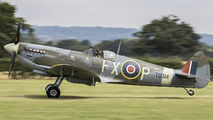 G-CGYJ - Private Supermarine Spitfire IX aircraft