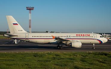 VQ-BDR - Rossiya Airbus A320