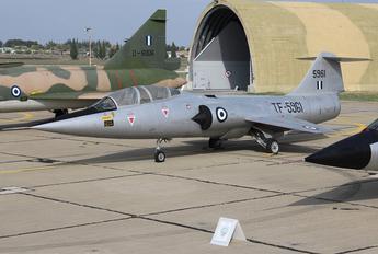 5961 - Greece - Hellenic Air Force Lockheed TF-104G Starfighter