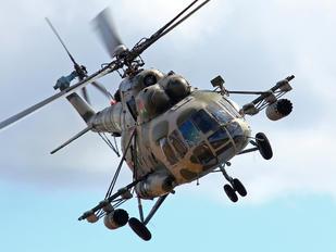35 - Belarus - Air Force Mil Mi-8MT