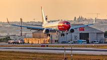 LN-NHB - Norwegian Air Shuttle Boeing 737-800 aircraft