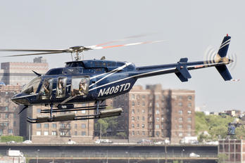 N408TD - Private Bell 407