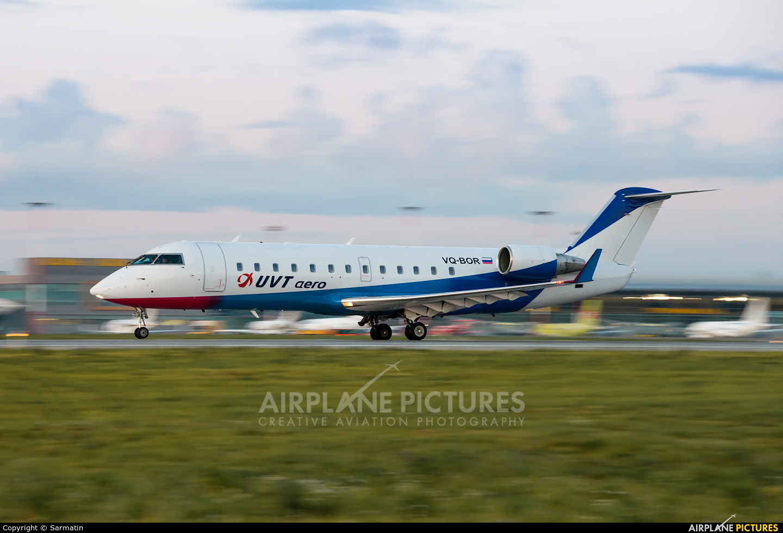 UVT-Aero VQ-BOR aircraft at Kazan