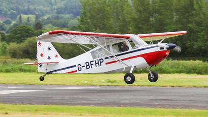 G-BFHP - Private Bellanca 7GCAA Champion