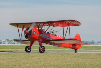 N63529 - Private Boeing Stearman, Kaydet (all models)
