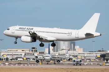 YL-LCP - Aigle Azur Airbus A320