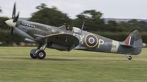 G-CGYJ - Private Supermarine Spitfire Mk.IX aircraft