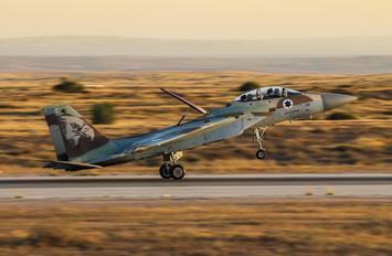 238 - Israel - Defence Force McDonnell Douglas F-15I Ra'am