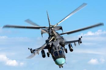 RF-91339 - Russia - Air Force Kamov Ka-52 Alligator