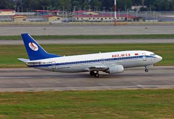 EW-308PA - Belavia Boeing 737-300
