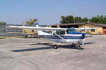 FAH-243 - Honduras - Air Force Cessna 210 Centurion