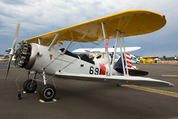 N45300 - Private Boeing Stearman, Kaydet (all models)