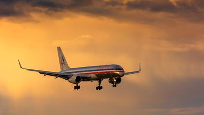 N601AN - American Airlines Boeing 757-200WL