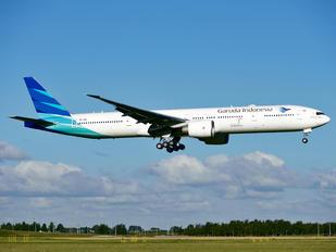 PK-GIH - Garuda Indonesia Boeing 777-300ER