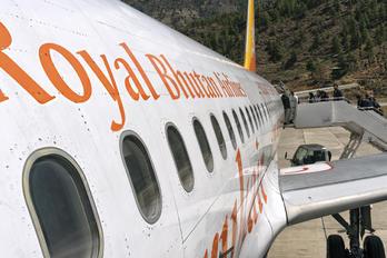 A5-RGF - Drukair - Royal Bhutan Airlines Airbus A319