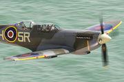 PV202 - Private Supermarine Spitfire aircraft