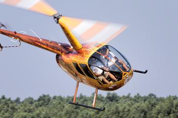 OK-RAN - Private Robinson R44 Astro / Raven