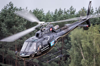 OE-XLS - Heli Austria Aerospatiale AS350 Ecureuil / Squirrel