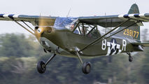 N6438C - Private Stinson L-5 Sentinel aircraft