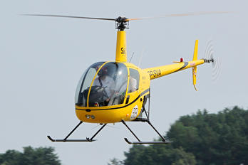 SP-SVA - Salt Aviation Robinson R22