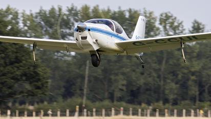 G-CCUL - Private Europa Aircraft XS