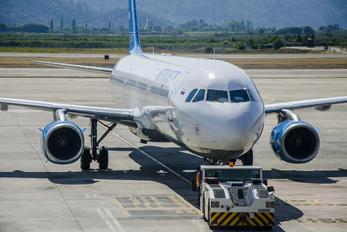 EI-ETH - MetroJet Airbus A321